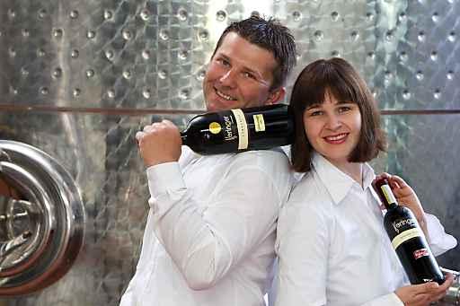 BILD zu TP/OTS - Robert und Marietta Keringer